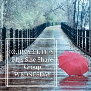Tops - 4/3 (CLOSED) PLUS SHARE GROUP: Curvy Cuties
